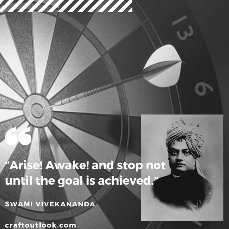 Swami Vivekananda quotes Info graph