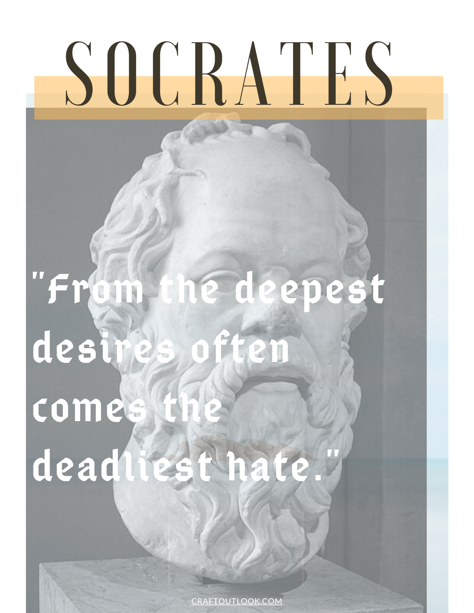 Socrates – An ancient Social Philosopher