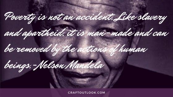 Nelson Mandela-craftoutlook.com