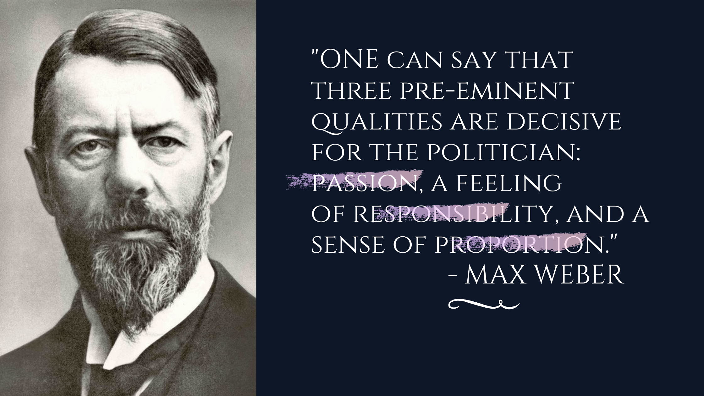 Max-Weber-Quotes